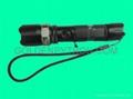 GP-9106 Adjustable light Rechargeable Flashlight