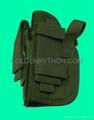 GP-TH206G OD Green Belt Gun Holster Right Handed