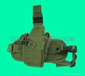 GP-TH207G OD Green Drop Leg Gun Holster Right Handed