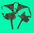 GP-TH208AA ACU Digital Horizontal Shoulder Holster and Pouch