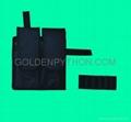 GP-TH216B Black Velcro Attachable Double Magazine Pouch