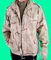 Camouflage Military M-65 Field Coat Army