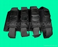 GP-400B Black Paintball Tactical Belt with Paintball Container Holders