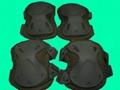 GP-KP002 Tactical KNEE & ELBOW Pads Digital ACU
