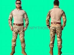 GP-MJ028 Combat Gen3 Tactical BDU w/Pads A-TACS