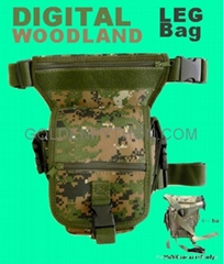 GP-HB016 MARPAT TACTICAL LEG & WAIST BULLET ACCESSORIES BAG