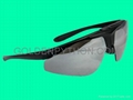 GP-MS012 Police Shooting Glasses Sunglasses BLK