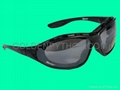 GP-MS013 Sunglasses BLK