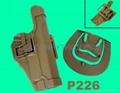 Q.R. SIG P220/P226 Pistol Paddle & Belt