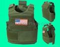 GP-V007 Black Hawk Down Body Armor Plate