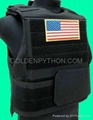 GP-V007 Black Hawk Down Body Armor Plate Carrier Vest