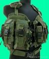 GP-V011 CQB Navy Seal LBV Modular Tactical Vest