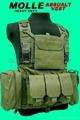 GP-V018 CMS-RRS-V MOLLE Assault Vest Rig