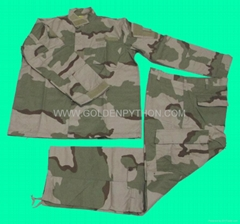 GP-MJ020 US Army Tri-Colour Desert Camo BDU Uniform Set