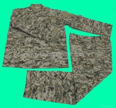 GP-MJ020 BDU Army Uniform Desert Digital