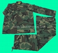 GP-MJ020 BDU Military Uniform  Woodland