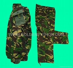 GP-MJ020 British DPM CAMO Combat Uniform Set BDU
