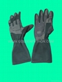 GP-TG0010 SPECIAL OPERATIONS Tactical Suede Gloves BLK