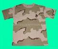 GP-TS002  Tri-colour Desert T-Shirt