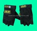 GP-TG0016 MPACT Half Finger Tactical Assault Gloves