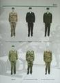 GP-MJ022 BDU/Military Uniform Woodland