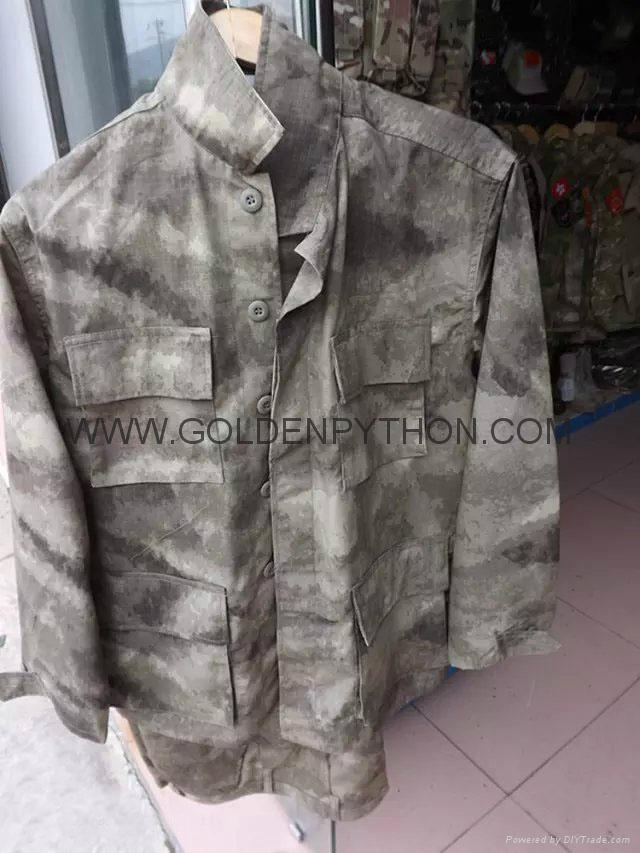 GP-MJ022 BDU/Military Uniform Woodland 10