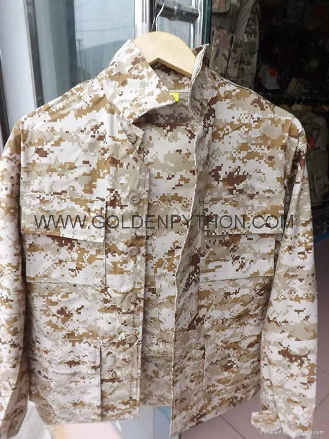 GP-MJ022 BDU/Military Uniform Woodland 9