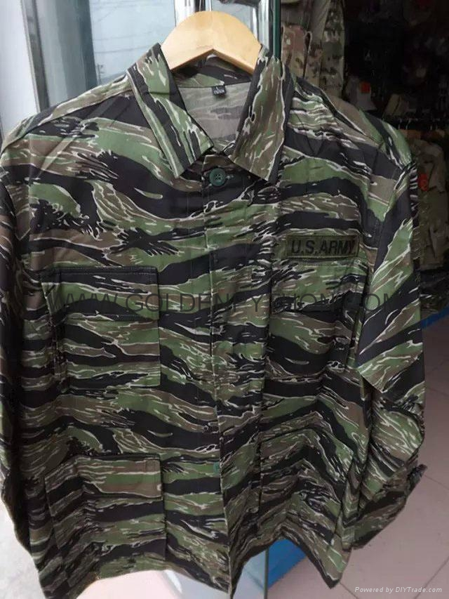 GP-MJ022 BDU/Military Uniform Woodland 4