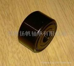 CYR-1-3/4-S无螺栓滚轮滚针轴承