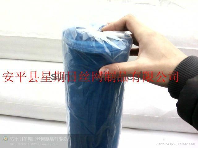 Thailand brand PVC mesh 5