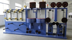 Vertical high-speed double layers&single layer taping machine