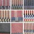 Yarn dyed cotton fabric cowboy stripe shirt fabric 1