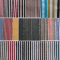 Yarn dyed cotton fabric cowboy stripe shirt fabric 5