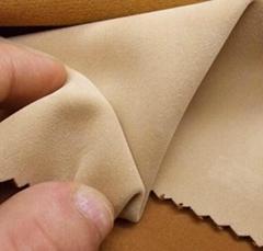 鞋子植絨布料