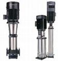 格蘭富立式不鏽鋼離心泵  1