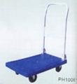 100KG Plastic Platform Handtruck PH1006