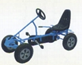 Steel Go Cart GC0207