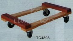 木托盘TC4308