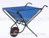 GARDEN FOLDING WHEELBARROW TC0400