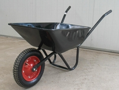 "GARDEN TOOLS WHEELBARROW WB3012 WITH 13""AIR WHEEL"
