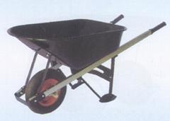 HEAVY DUTY WHEELBARROW WB6026 with rubber air wheel