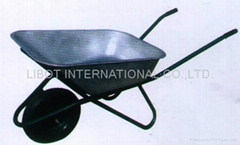 WHEELBARROW WB6404 WITH SINGLE AIR WHEEL