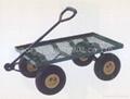 GARDEN MESH CART TC4206