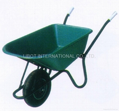 85L PP TRAY WHEELBARROW WB6424S