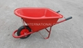 Plastic tray kids wheel barrow WB0200