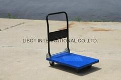 150KG PLASTIC FOLDABLE PLATFORM HANDTRUCK PH150P