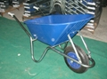 85L WHEELBARROW WB6424S,PP TRAY