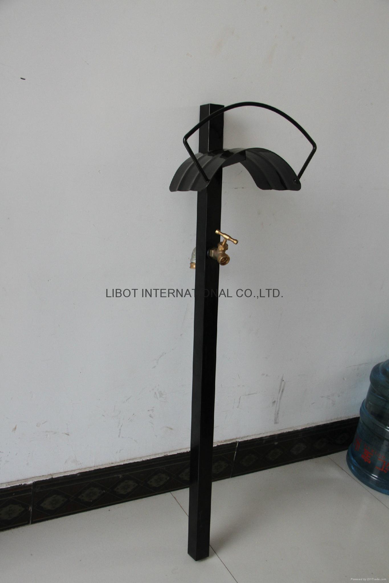 STEEL HOSE POST HANGER HR200 1