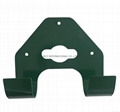 STEEL HOSE HANGER POWDER COATED SURFACE