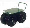 STEEL GARDEN SEAT TC1405